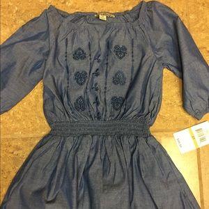 NWT Girls' Lucky Brand Dress.